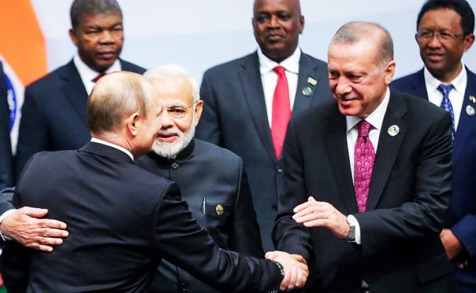 БРИКСТ: Эрдоган держит в кармане фигу для США