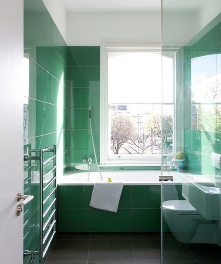 Современная ванная комната!