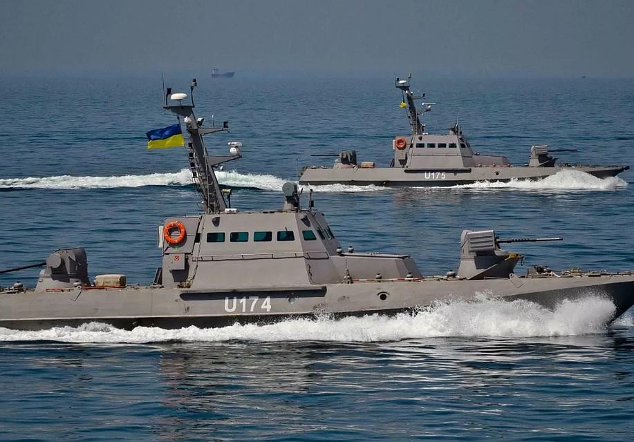 Источник: Киев готовит провокации в Азовском море