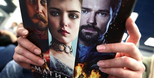 Госкино Украины запретило кпоказу фильм Учителя «Матильда»