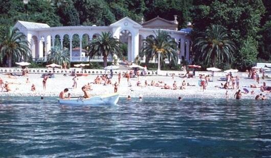 Самые популярные советские курорты