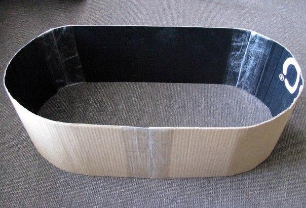 картонный каркас
