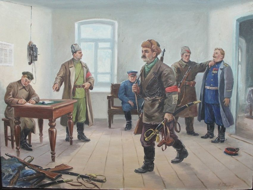 Кто же виновен в Февральской революции 1917 года?