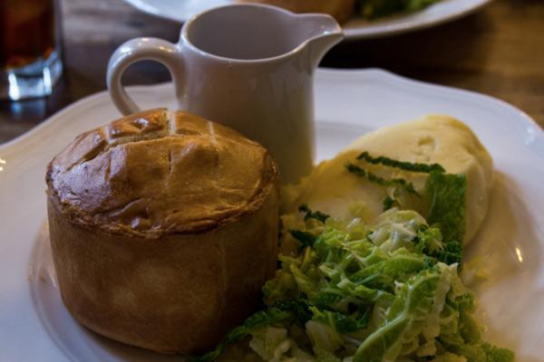 Королевский пирог эпохи Тюдоров: пошаговый рецепт