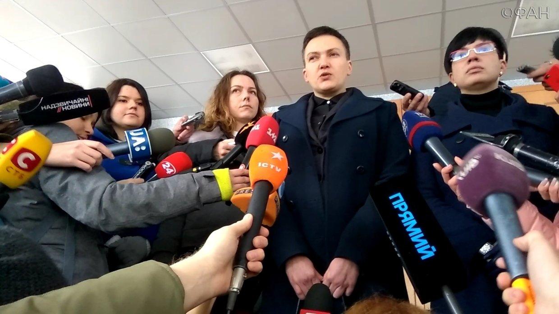 Савченко предупредила власти Украины о последствиях войны в Донбассе