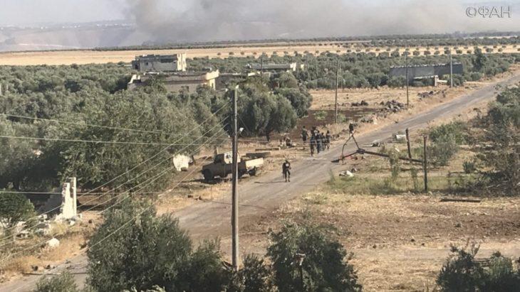 Последние новости Сирии. Сегодня 10 августа 2018