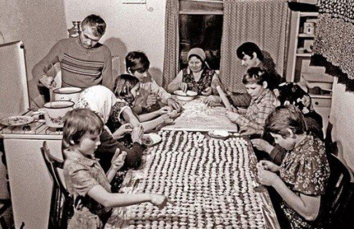 Просто добрые фото из жизни в СССР