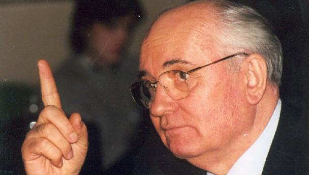 «Холодная война не заканчивалась»: Горбачев о накале страстей на мировой арене