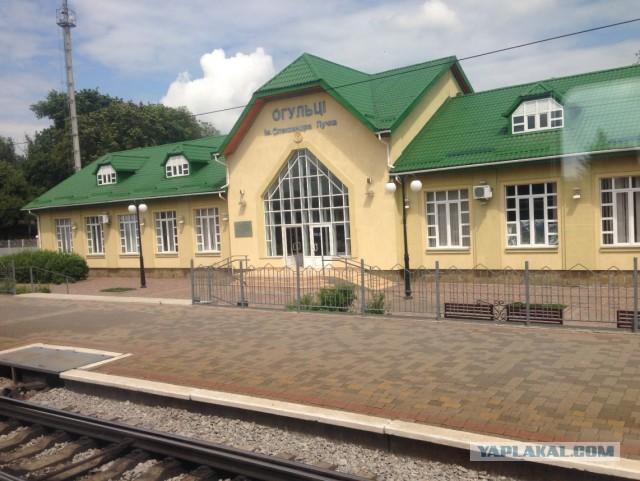 Шокирующие воспоминания от поездки по былей Украине: через Львов на Донбасс и в Крым