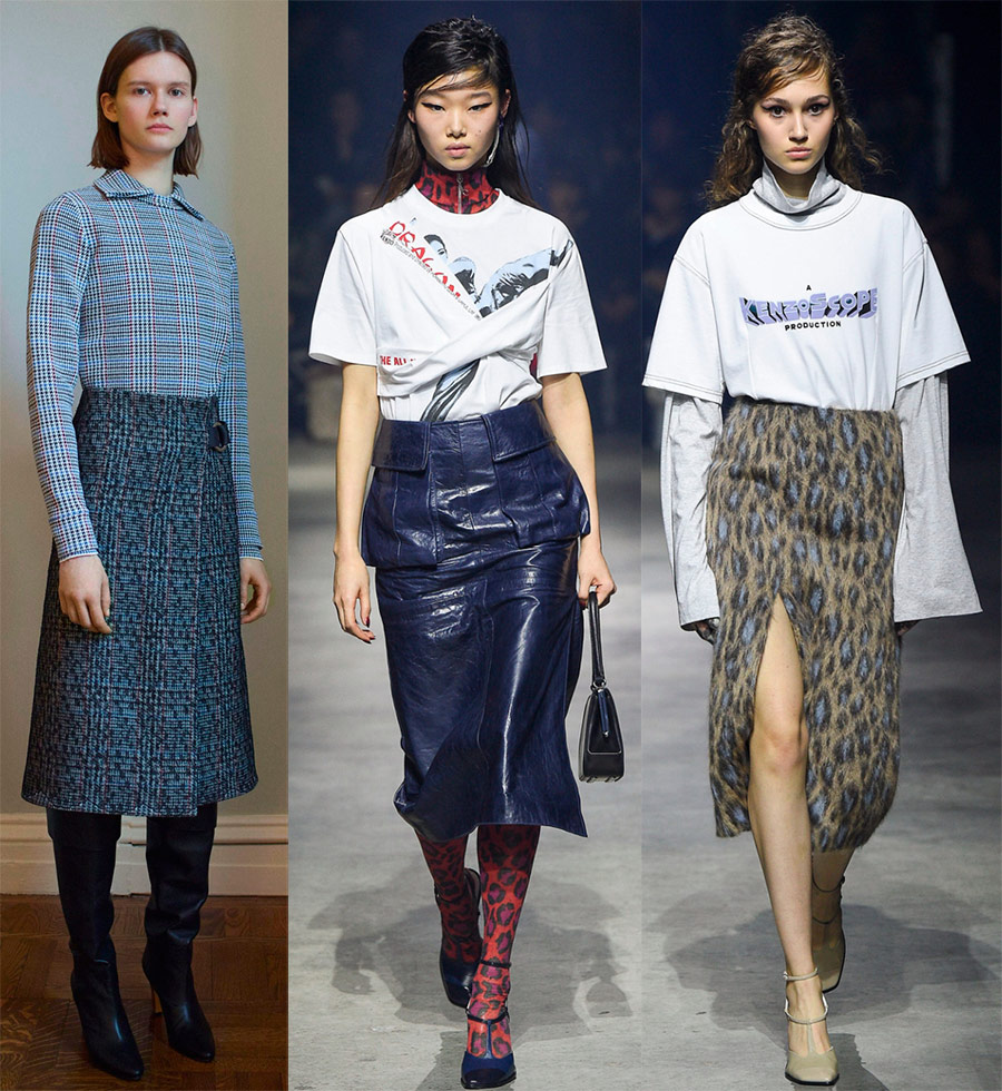 Женская мода 2018-2019