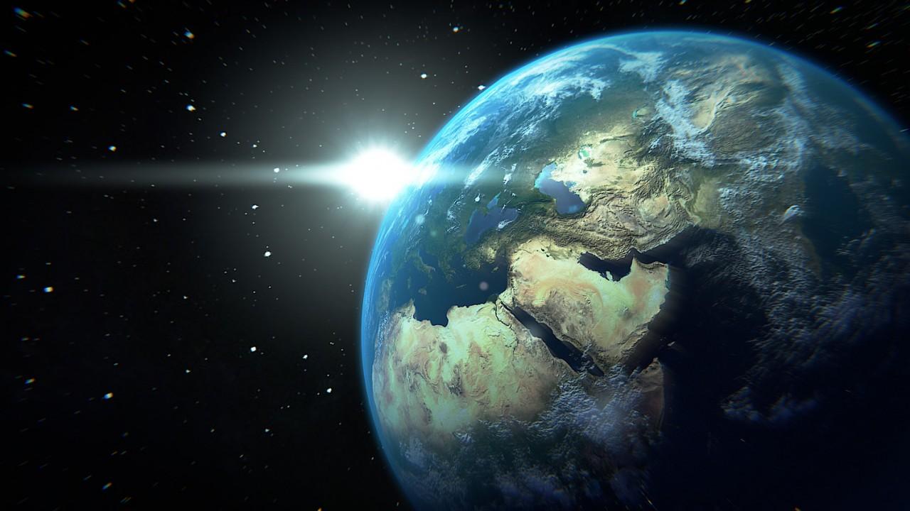 Магнитное поле Земли ведёт себя очень странно