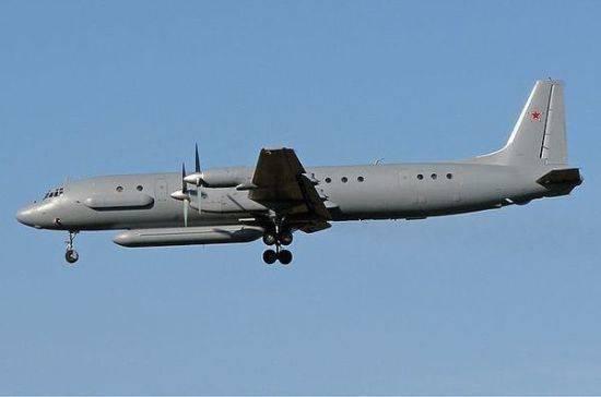 Гибель российского военно-транспортного самолета Ил-20 на руках израильской военщины