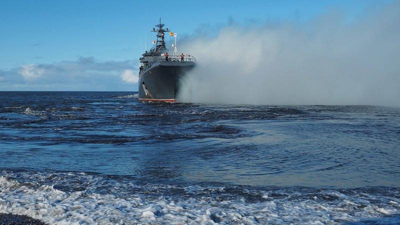 Россия показала США как надо воевать в Арктике