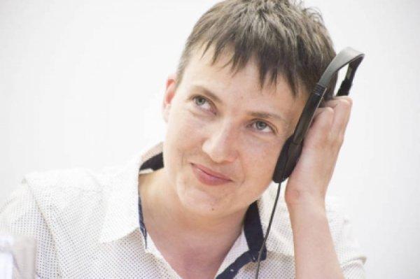 Тайное прошлое Савченко: За работу в «сексе по телефону» я получала $100/час