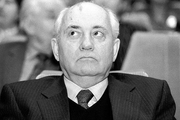 Джентльмен Горбачев