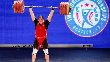 НаЧМ вСША утяжелоатлетов возьмут рекордное количество допинг-проб