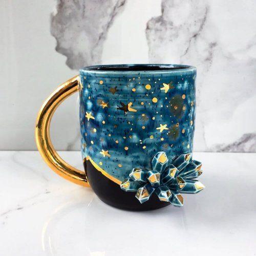 Завораживающая керамика от Наоми Зингер
