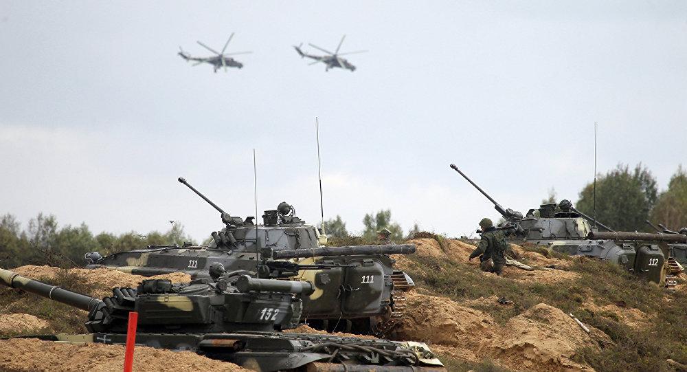 «Запад-2017» — пробный экзамен для армии РФ. Интервью с Константином Щемелининым