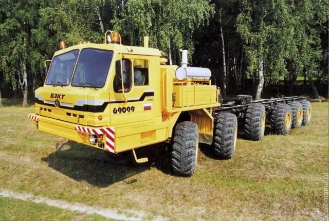 Потенциал БАЗ-69099: внедоро…