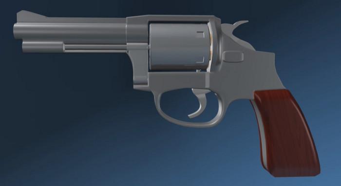 Как устроен револьвер: нестареющая классика