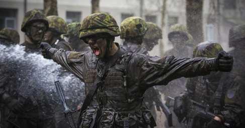Польскому солдату грозит 8 л…