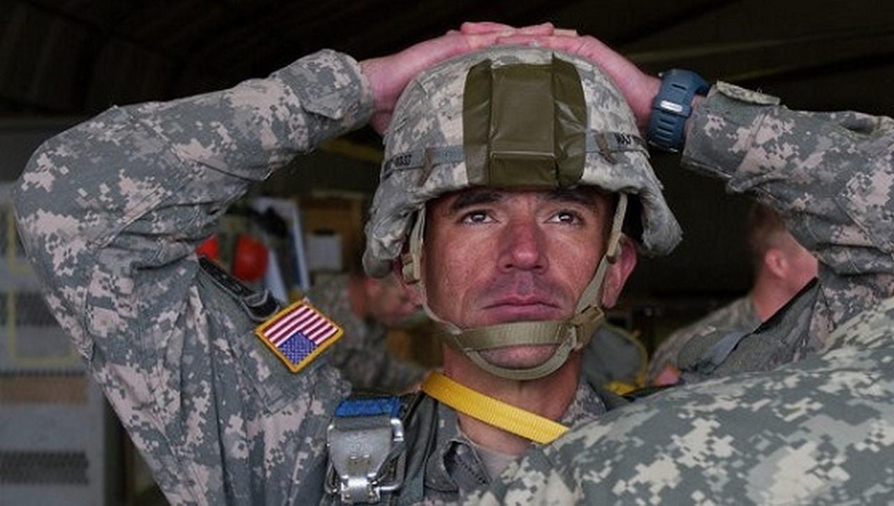 Военная база СШАвПольше бу…
