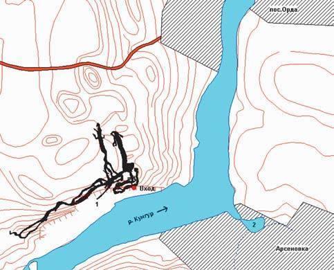 Ординская пещера на Урале: если есть рай для дайверов, то он здесь