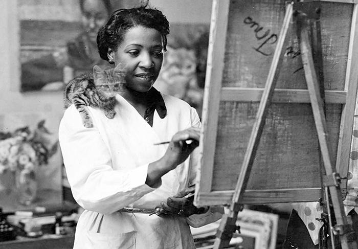 Ритуальные маски и «гарлемский ренессанс»: Как добилась успеха первая чернокожая художница