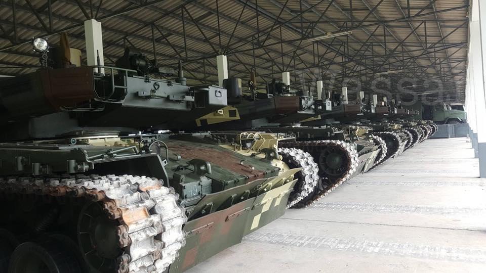 Украина домучила таиландский танковый контракт