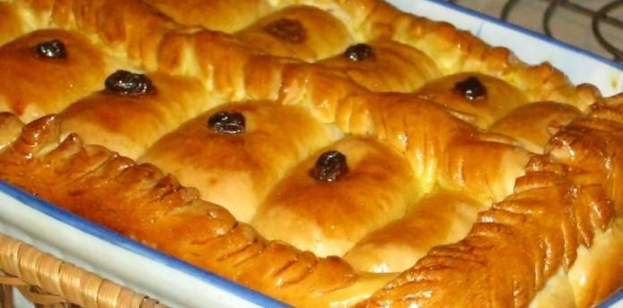 Дрожжевой пирог «Тын» — вкусно, бюджетно и очень красиво!