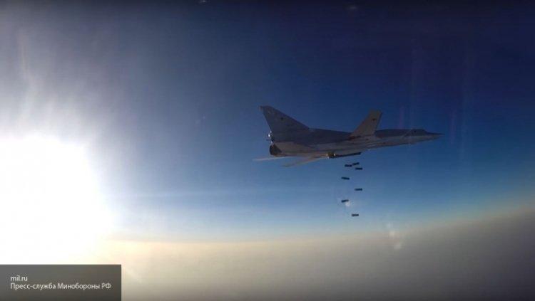 Бои в Идлибе: 15 ударов ВКС РФ и уничтоженный штаб террористов