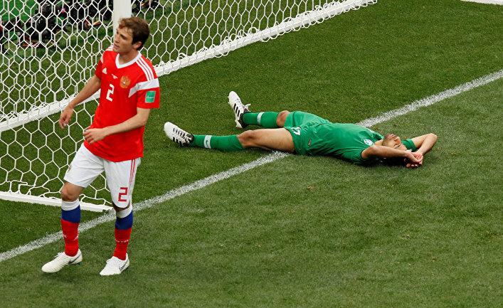 News Thump, Великобритания. Русские победили в первом матче после таинственного отравления саудовской команды