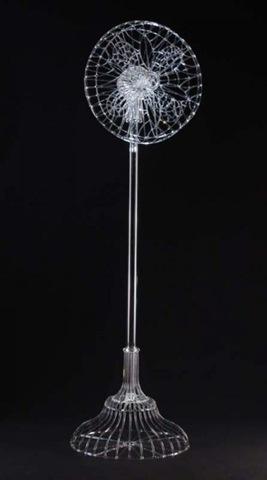 Стеклянные фантазии  художника-стеклодува Роберта Микелсена