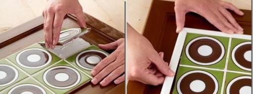 Декор кухонного гарнитура своими руками