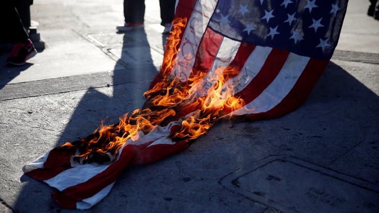 Nation: Вашингтон заслужил санкции куда больше Москвы, Тегерана или Пхеньяна