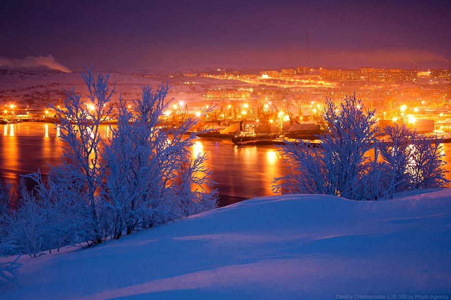 Суровый Мурманск — последний город Российской империи