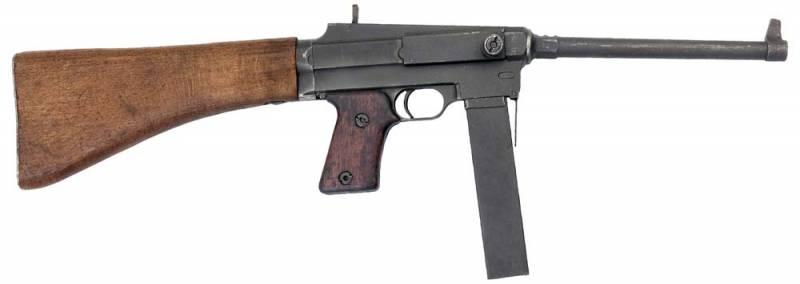 Пистолет-пулемёт: вчера, сегодня, завтра. Ч. 3. Пистолеты-пулемёты второго поколения. MAS 38 против МР-35 и МАВ 38А