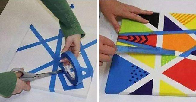 Невероятные идеи для картин, которые украсят вашу комнату
