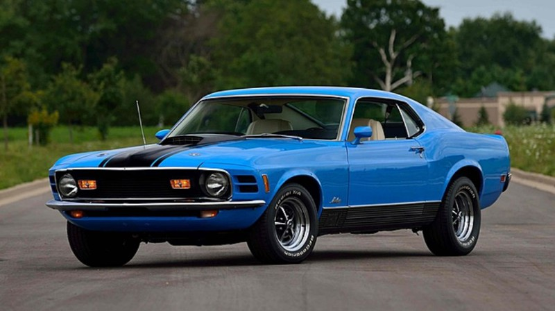 1970 FORD MUSTANG MACH 1 FASTBACK FORD MUSTANG мустанг, авто