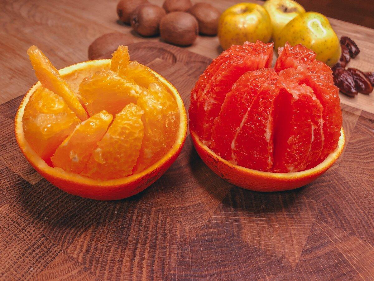 ТОП-3 способа легко и быстро почистить апельсин, грейпфрут, лимон