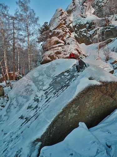 Красноярские Столбы. 3 часть