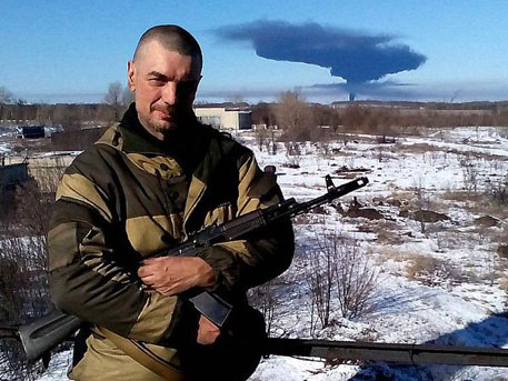 Ополченцы не выпустят украин…