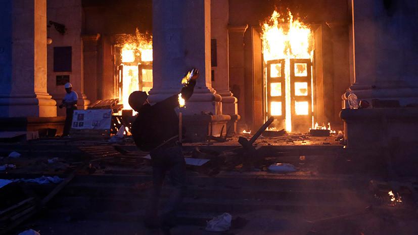 «У Киева нет сил им противостоять»: почему украинские власти заговорили о «донбасском сценарии» в Одессе