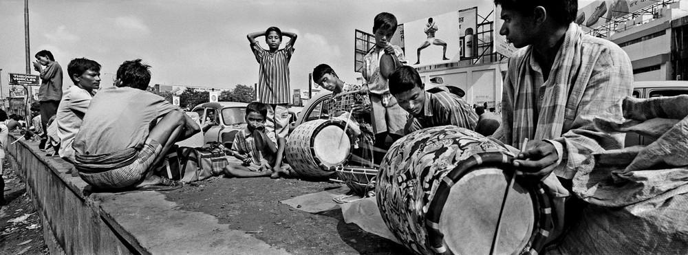 Изумляющая Индия в объективе легендарного Рагху Рая 44