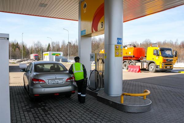 "Beijing Gas построит для ""Ро…"