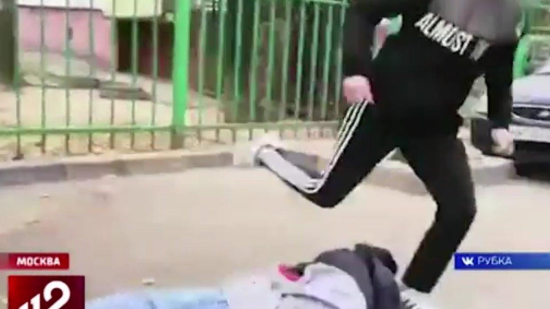 Избитый в Москве школьник ок…