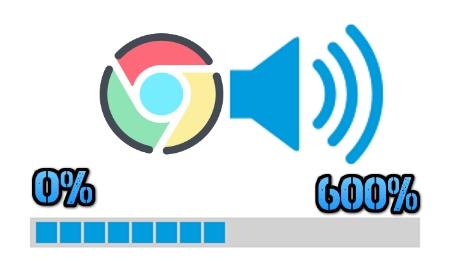 Как увеличить громкость выше стандартной в Google CHROME