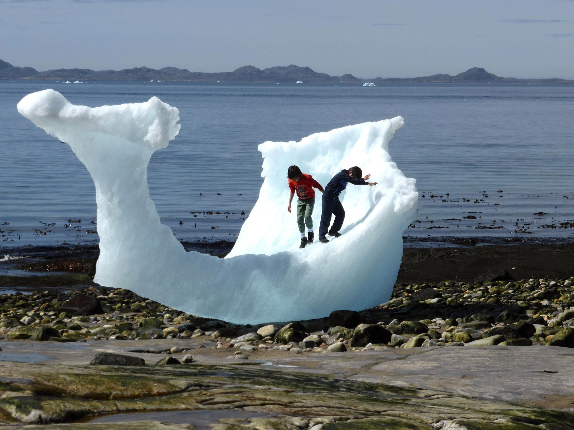 Масштабы глобального потепле…