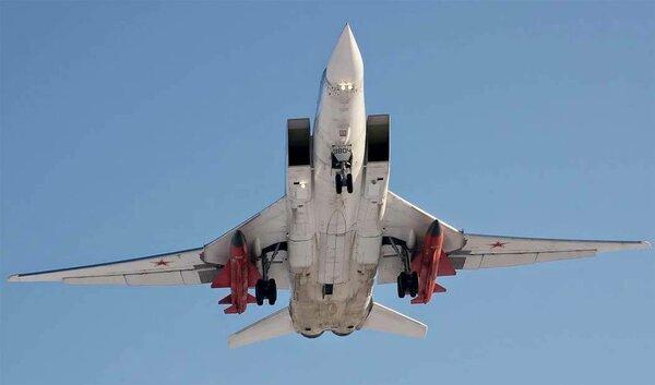 Ту-22М3М -возвращение угрозы…