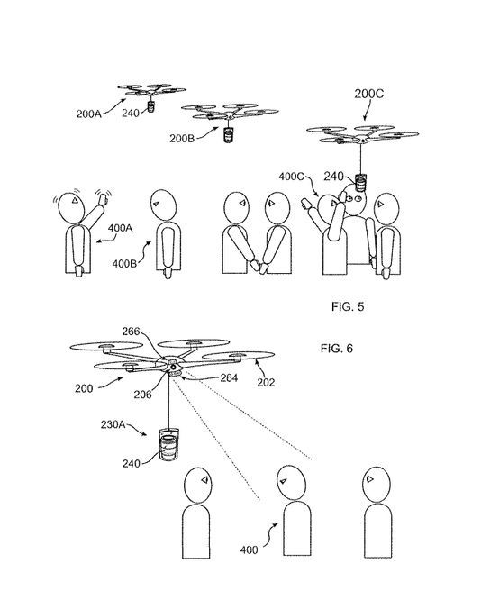 IBM патентует кофейные дроны